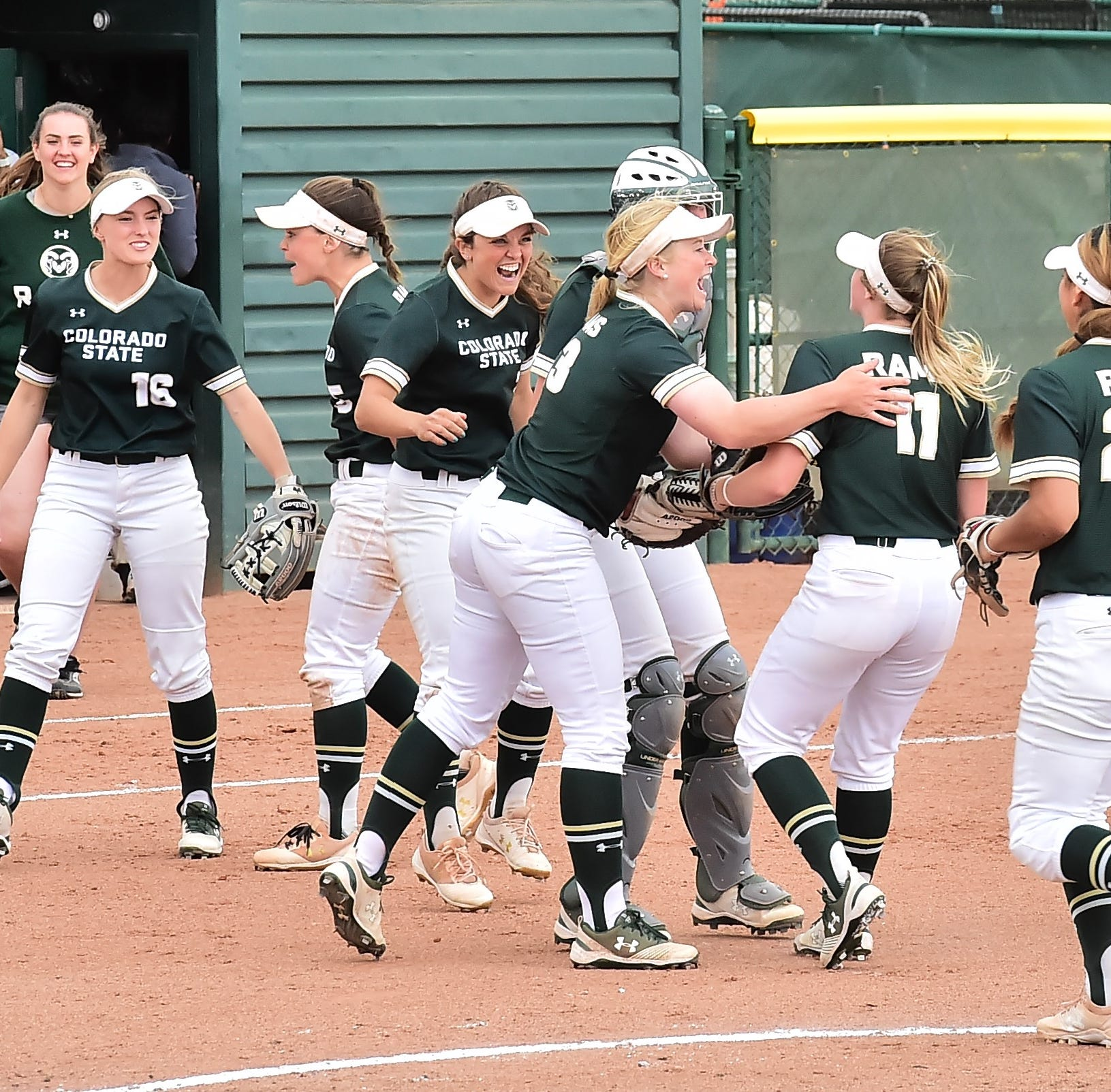 CSU softball wins Mountain West title, qualifies for NCAA Regionals