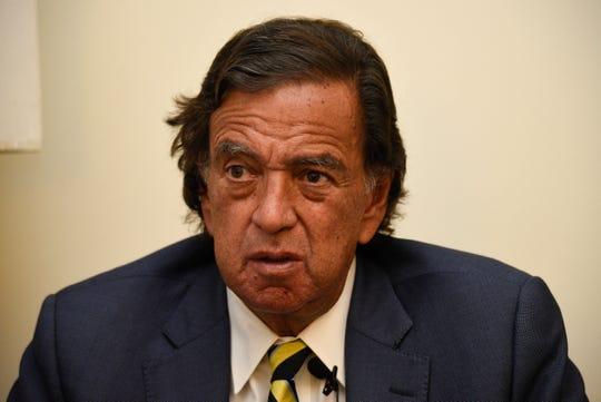 Former New Mexico Gov. Bill Richardson