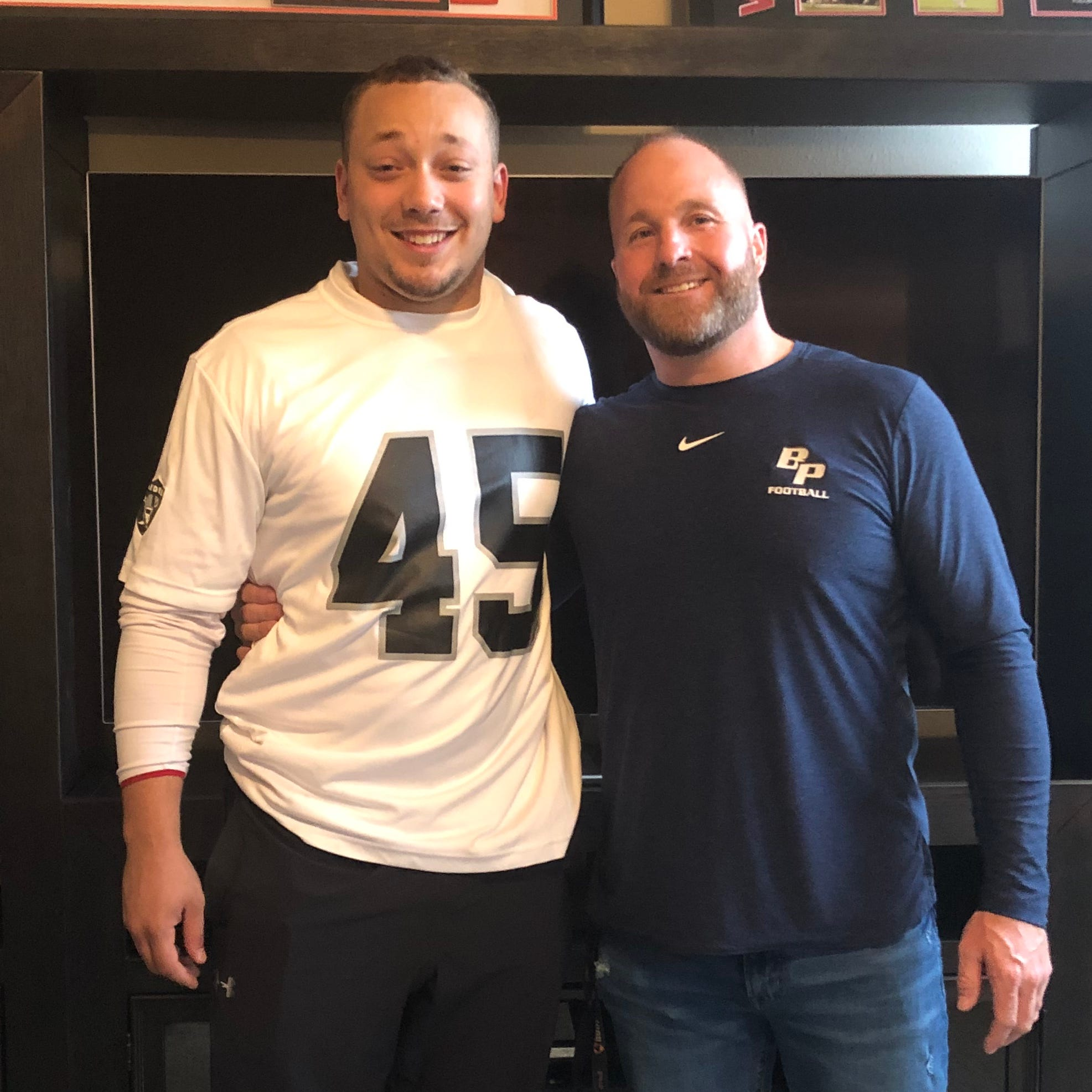 Bay Port's Alec Ingold signs with the Oakland Raiders