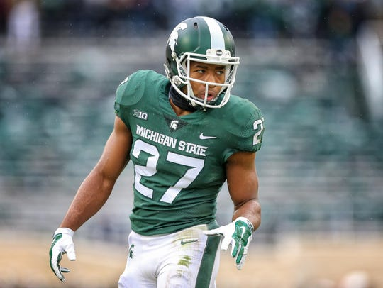 "Calling Michigan State's Khari Willis just ""a box safety"" isn't doing him justice, says Colts area scout Chad Henry."