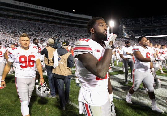 Parris Campbell was a player the Colts really, really wanted in this year's draft.