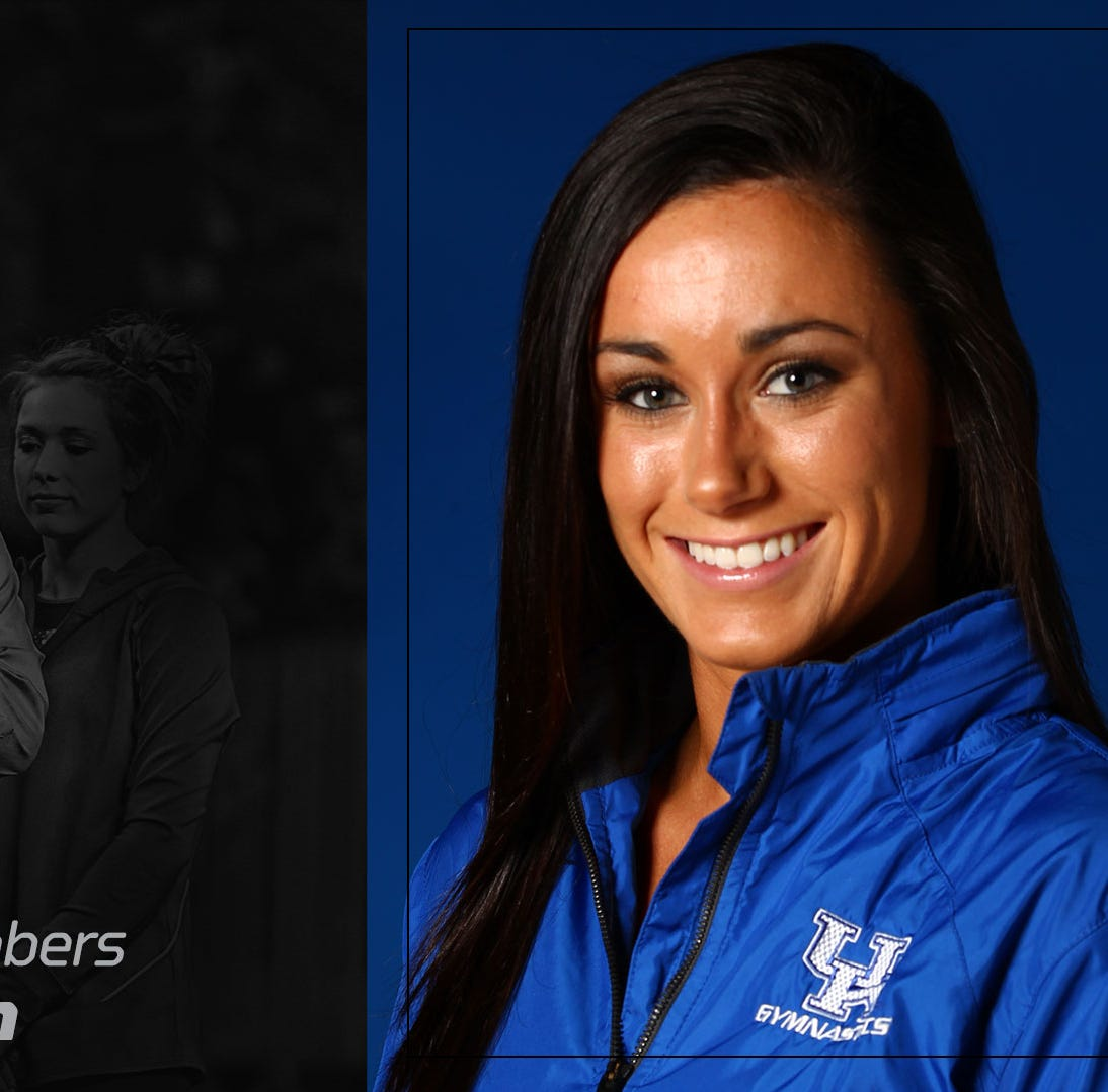 Former Kentucky gymnast Shelby Hilton dies after battling cancer