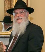 Rabbi Avrohom Litvin is Chabad of Kentucky's regional director.