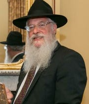 Rabbi Avrohom Litvin is Chabad of Kentucky's regional director.