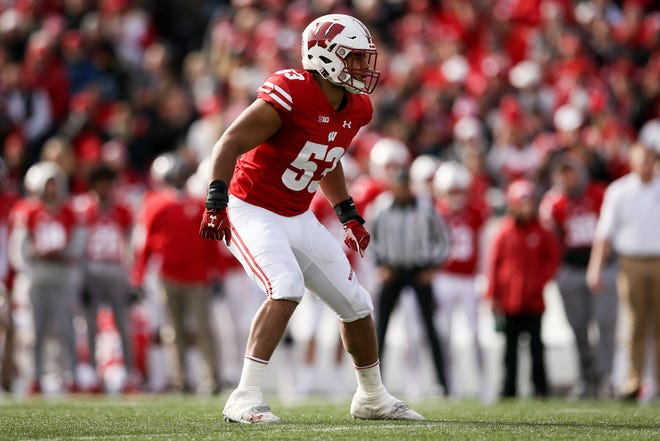 T.J. Edwards is hoping to follow in the footsteps of former UW teammate Corey Clement and make the Philadelphia Eagles regular-season roster as an undrafted free agent.