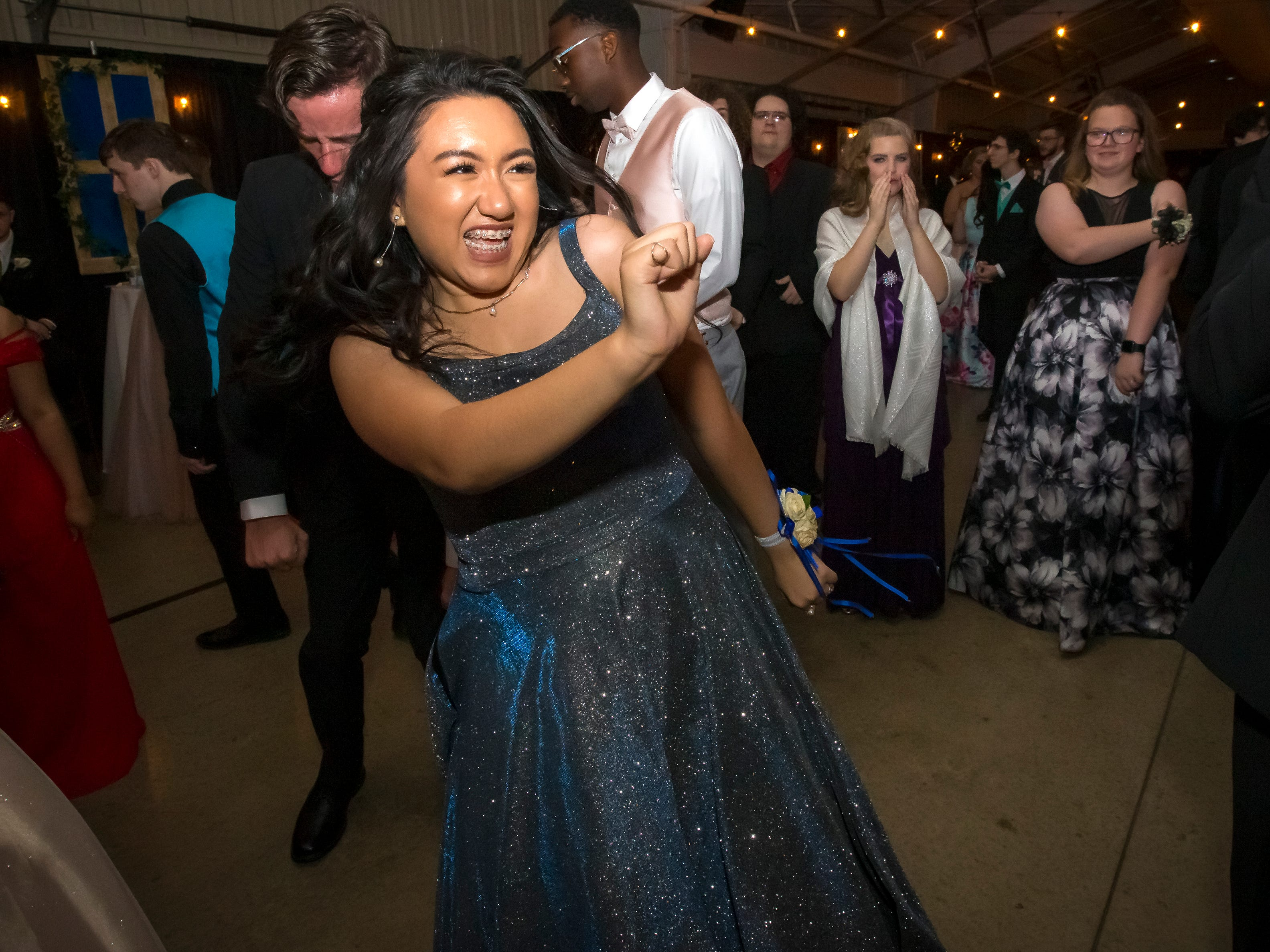 Oakland High School's prom was held at Lane Agri-Park in Murfreesboro Saturday, April, 27, 2019.