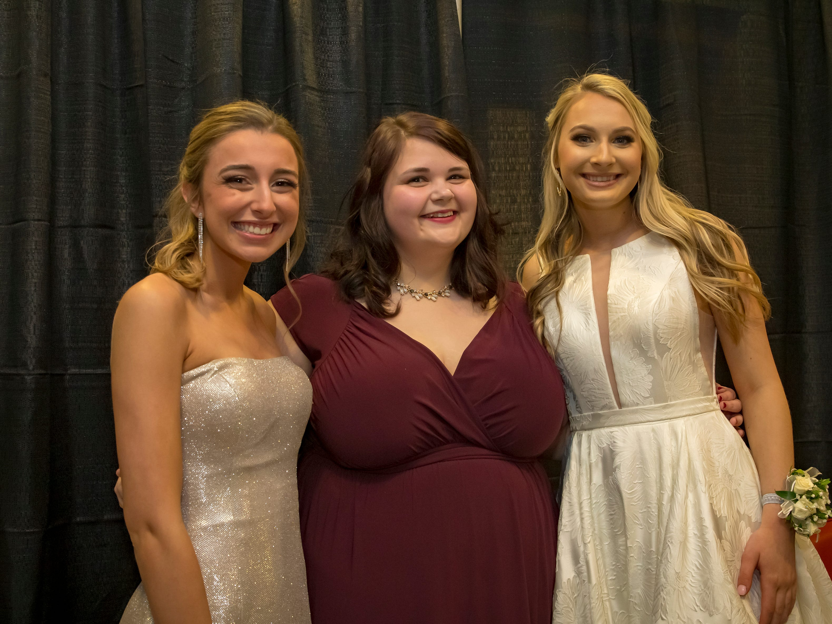 Oakland High School held its prom at Lane Agri-Park in Murfreesboro on Saturday, April 27, 2019
