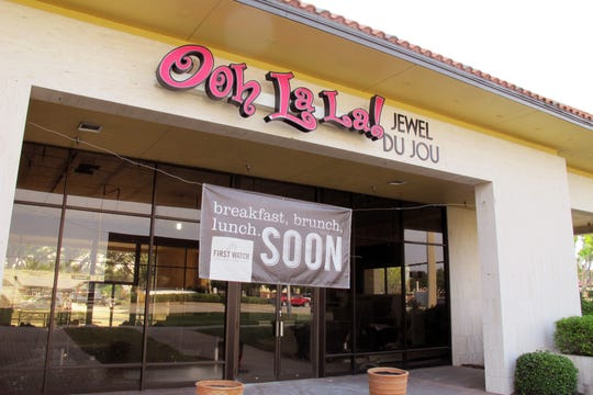 A First Watch restaurant is targeted to open this summer in the former retail space of Ooh La La Jewels Du Jour on U.S. 41 in the Neapolitan Way shopping center in Naples.