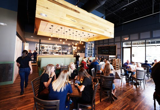 The new First Watch restaurant coming this summer to the former retail space of Ooh La La Jewels Du Jour on U.S. 41 in the Neapolitan Way shopping center in Naples will look similar to this location.