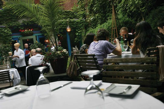 The best of outdoor dining: Outdoor seating restaurants in