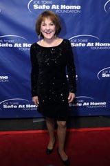 Suzyn Waldman in New York City 11/14/2013 at the  Joe Torre Safe At Home Foundation event.