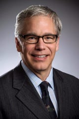 Dr. Peter Bolo, chairman of the department of psychiatry at Atnatic health System's Overlook Medical Center and an on-staff psychiatrist at Chilton Medical Center in Pompton Plains
