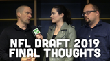 Jim Owczarski, Olivia Reiner and Ryan Wood take a step back and examine the needs addressed in the Packers' 2019 NFL Draft.