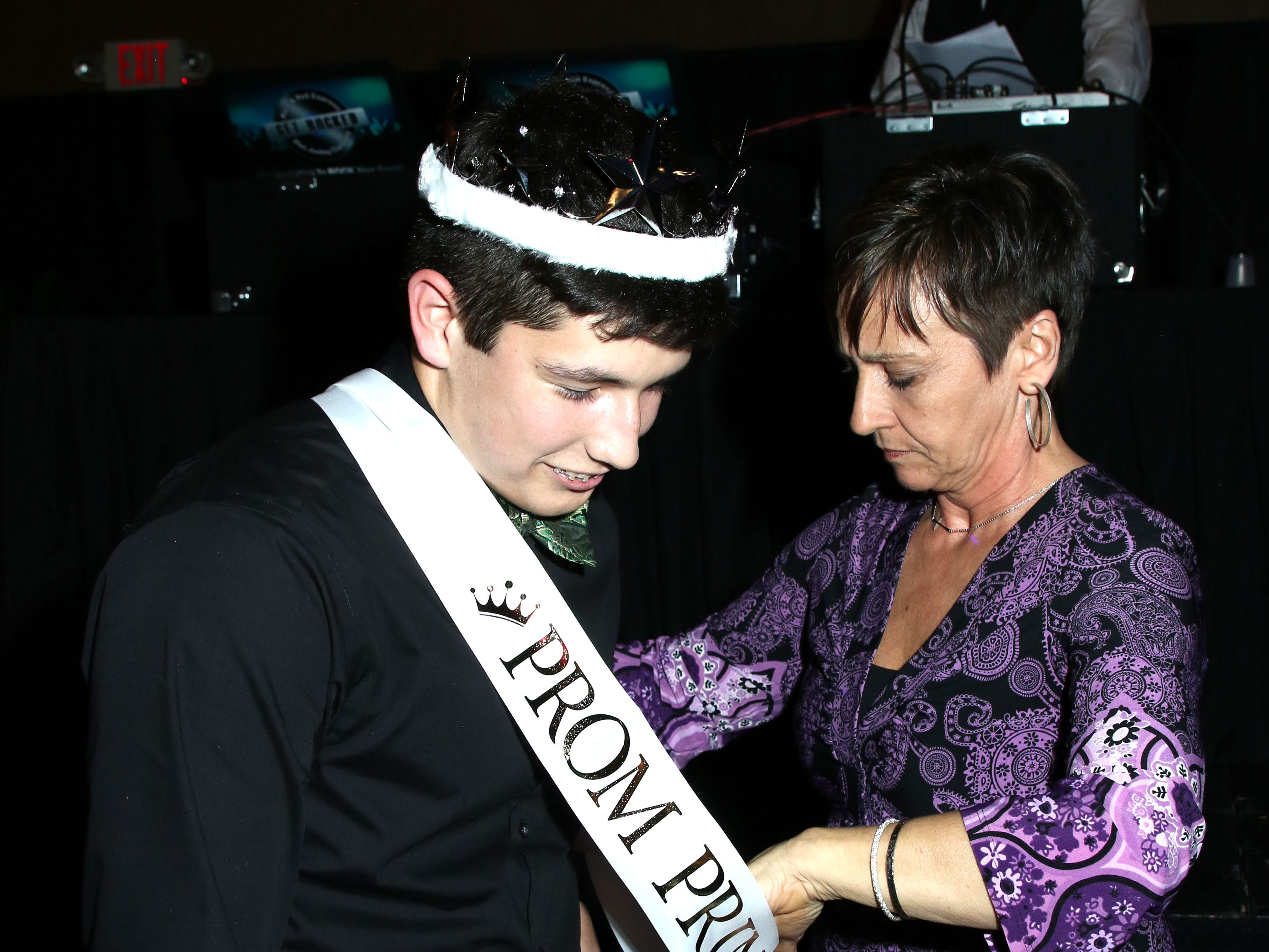 Zayne Manning was crowned Prince. Port Clinton's 2019 Prom was held Saturday, April 27th at Lyman Harbor in Sandusky.