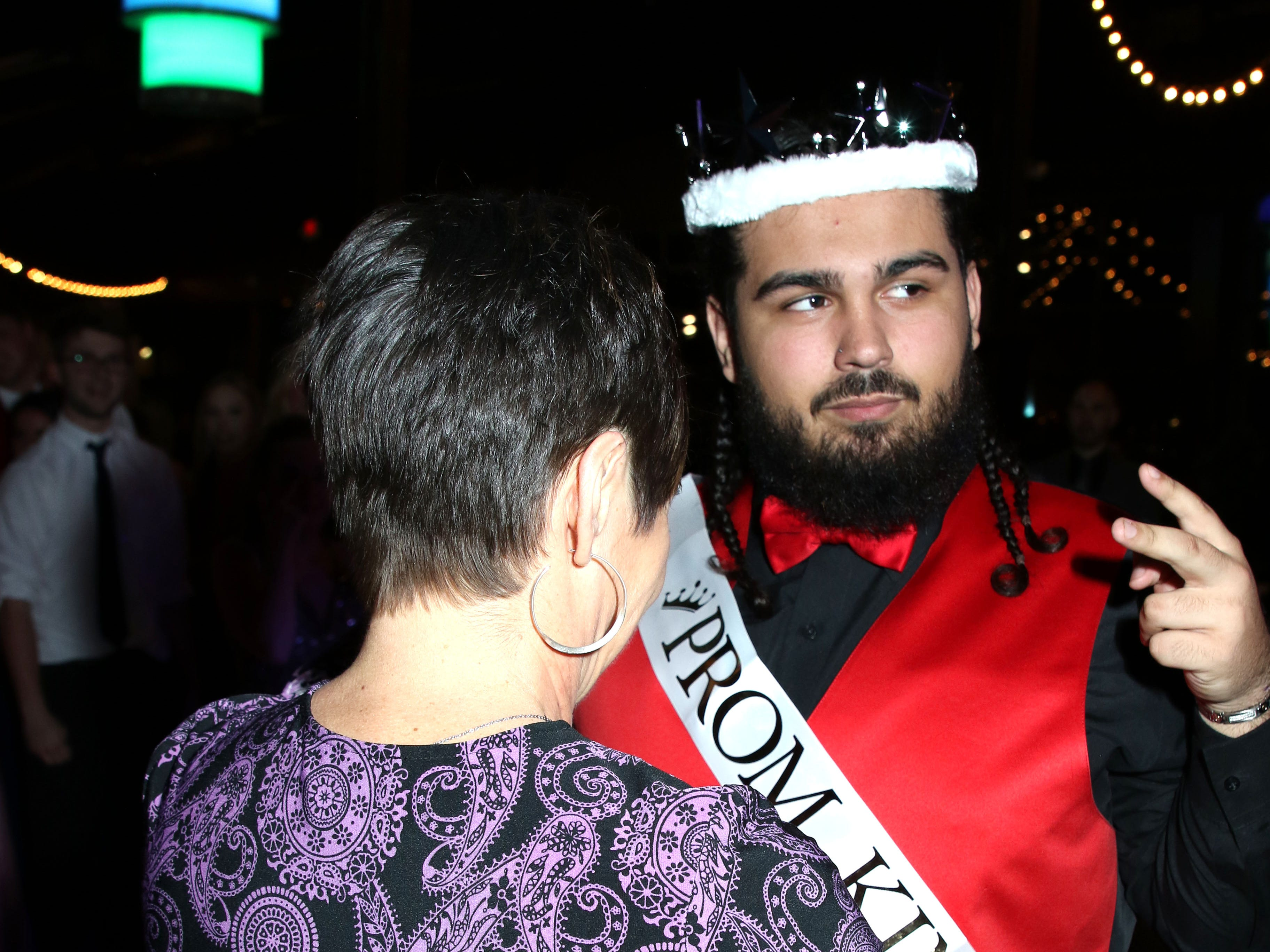 Reece Taylor was crowned King. Port Clinton's 2019 Prom was held Saturday, April 27th at Lyman Harbor in Sandusky.
