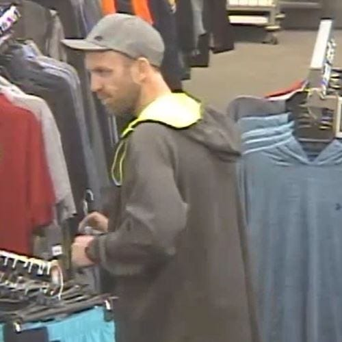 Know this dude? Police seek Kohl's retail theft suspect