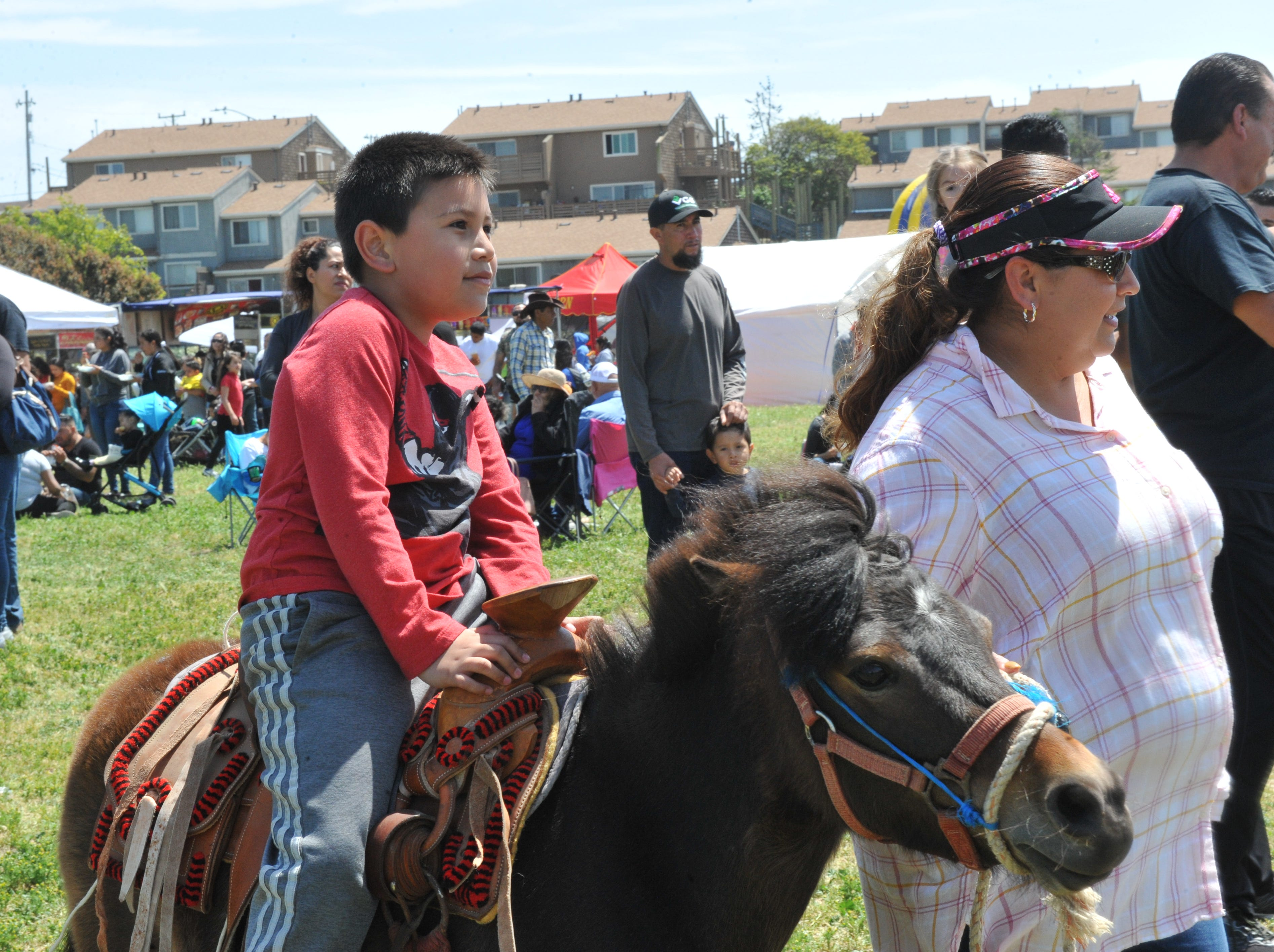 The Día Del Niño on April 28, 2019 featured activities, performances and resources for families in Salinas.