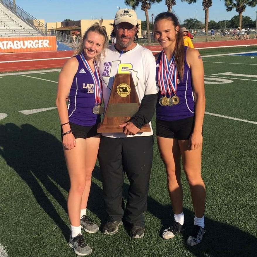 UIL STATE TRACK: San Saba girls taking momentum into 2A meet