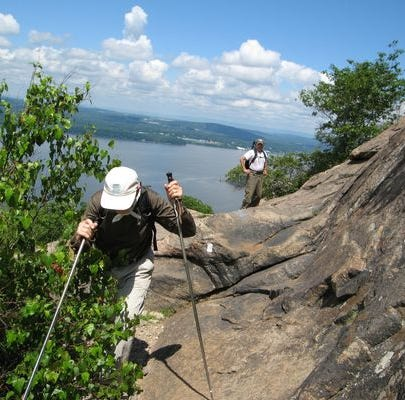 Breakneck Ridge trail in Putnam closed after rockslide