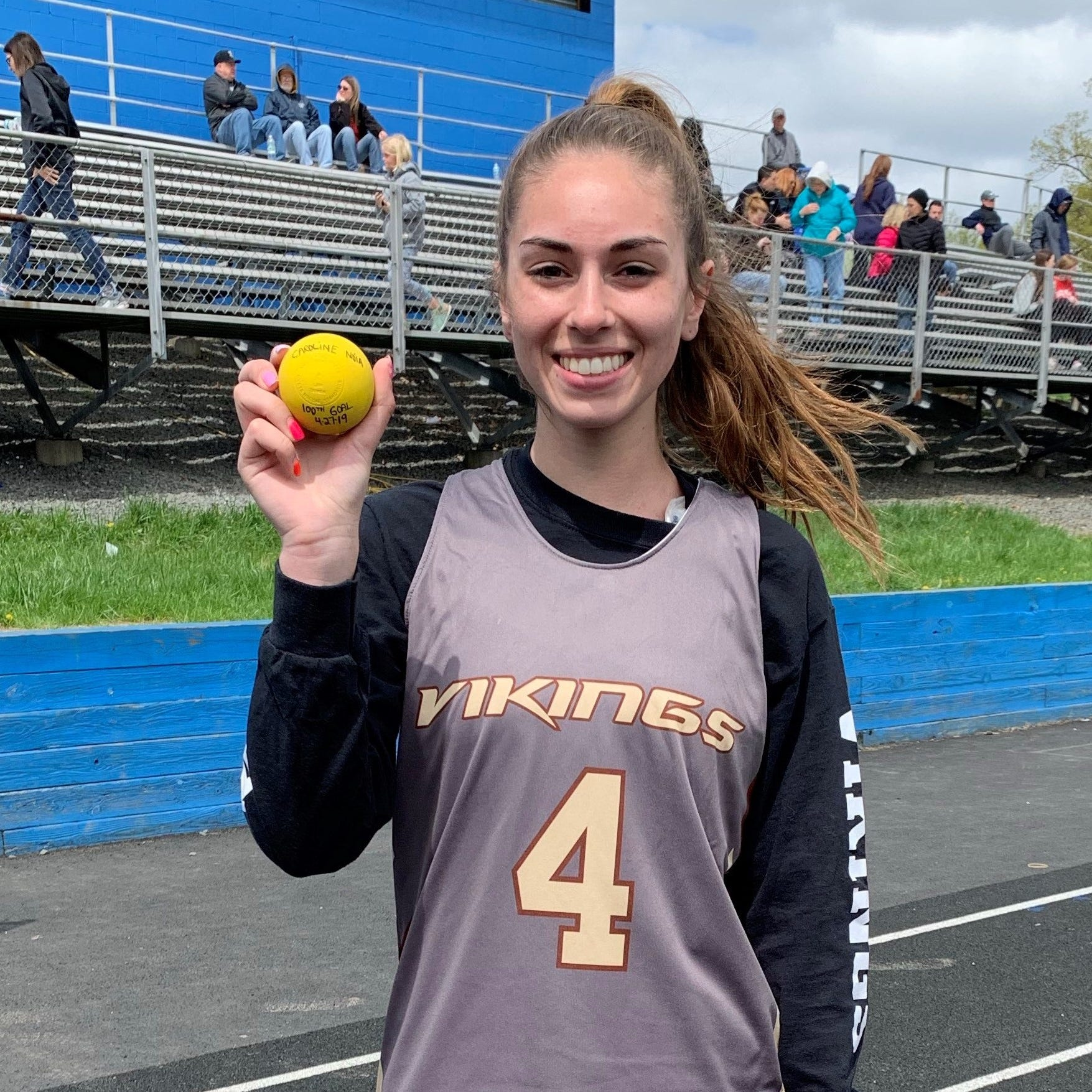 Lohud girls lacrosse scoreboard for April 27