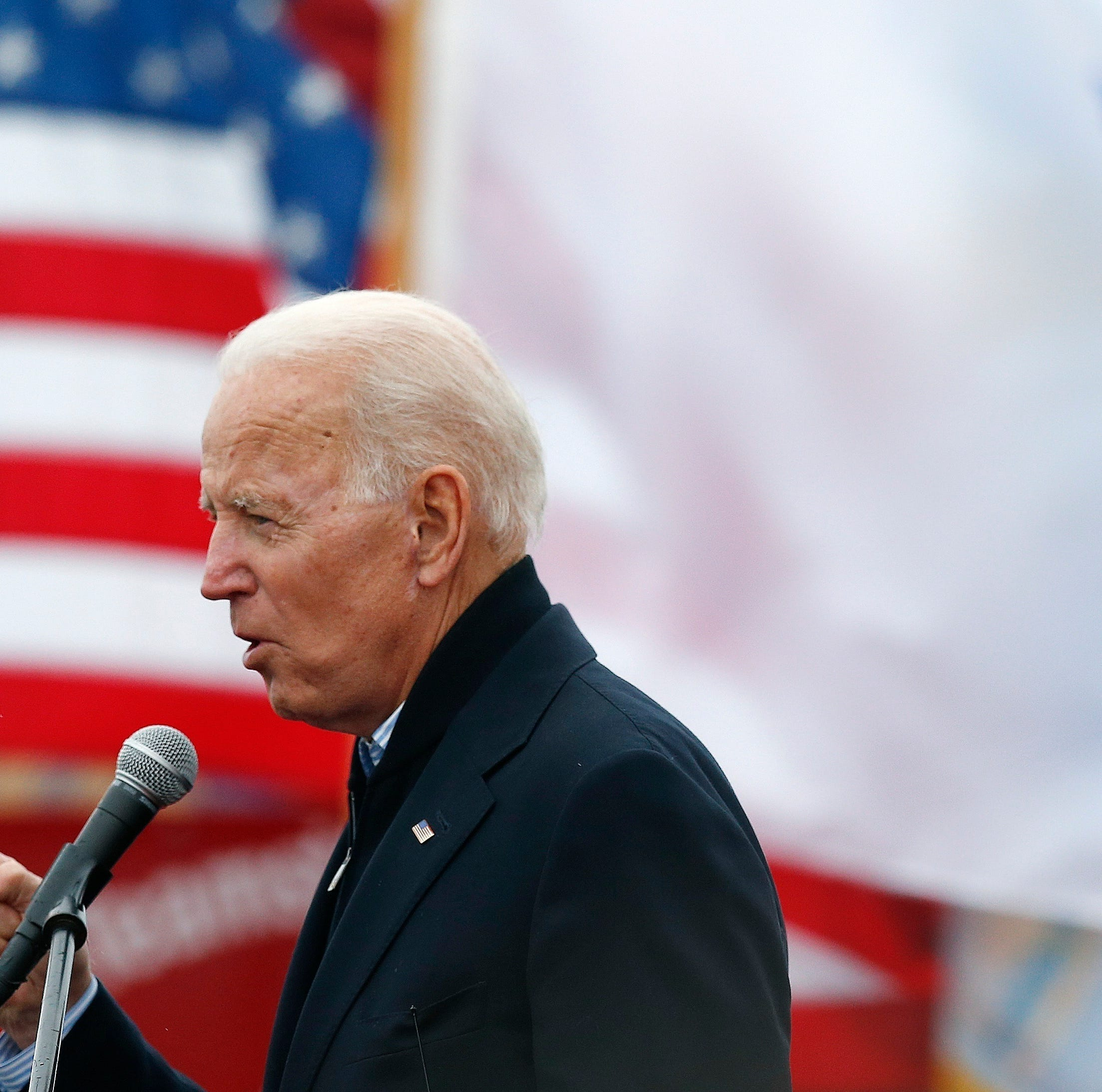 Watch: Joe Biden holds first 2020 campaign stop at Pittsburgh union hall