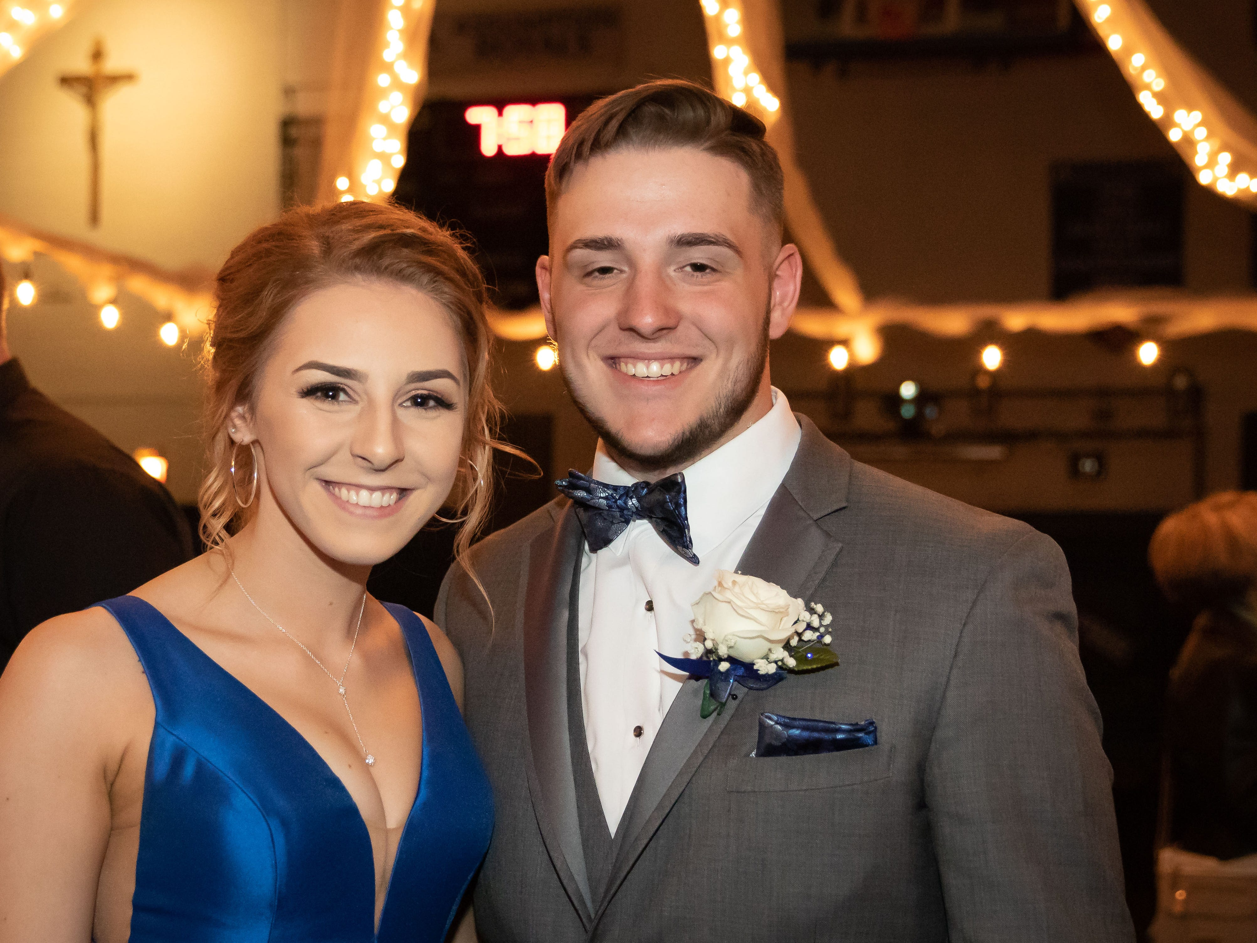The Assumption High School prom was held Saturday, April 27, 2019, at Assumption High School in Wisconsin Rapids.