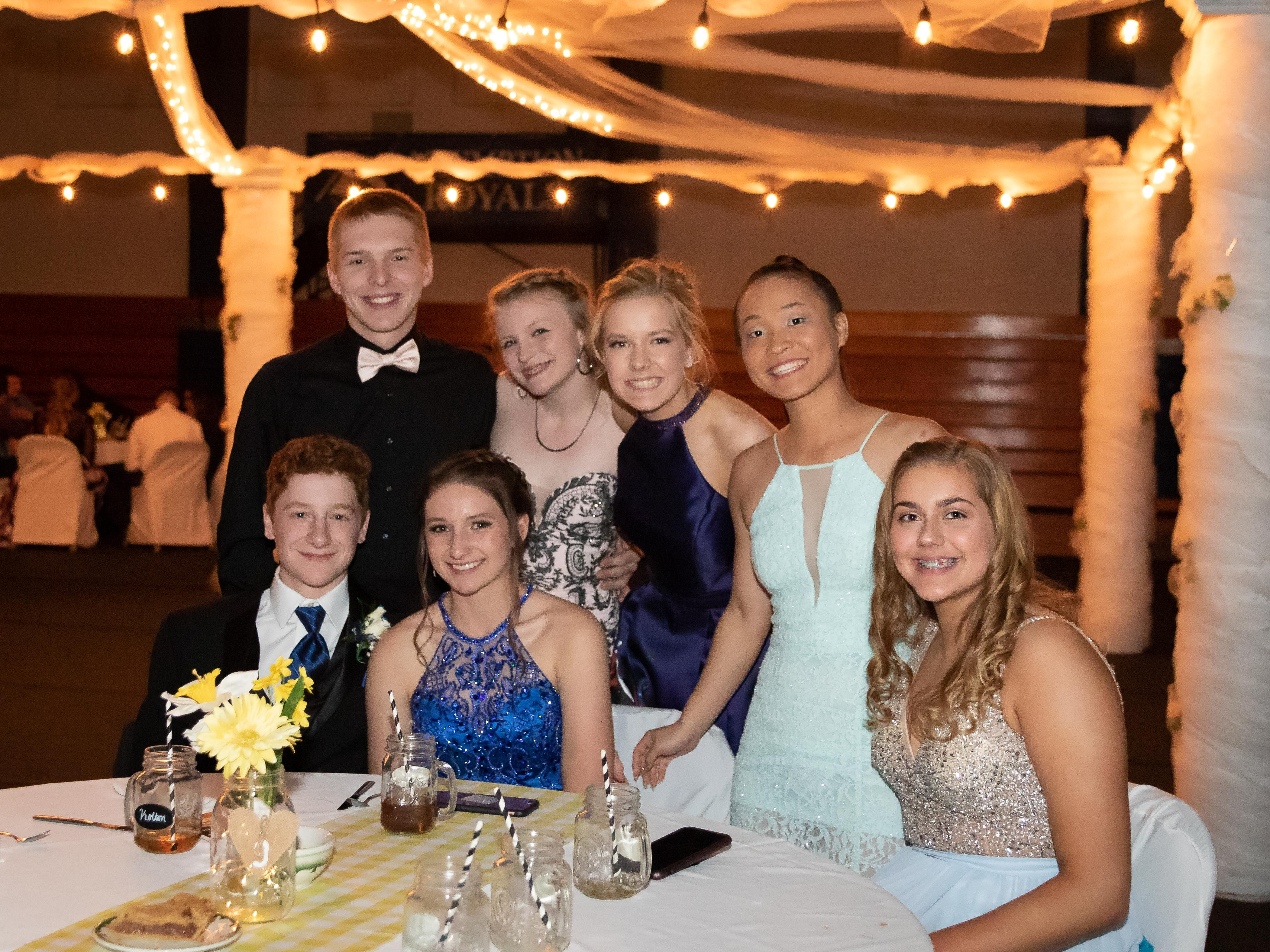 The Assumption High School prom was held on Saturday, April 27, 2019, at Assumption High School.