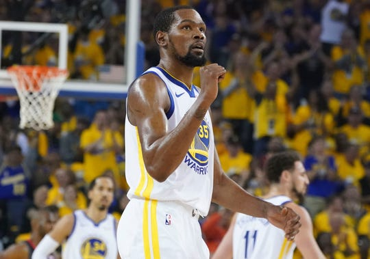 Golden State Warriors star Kevin Durant is likely going to become a free agent this summer.