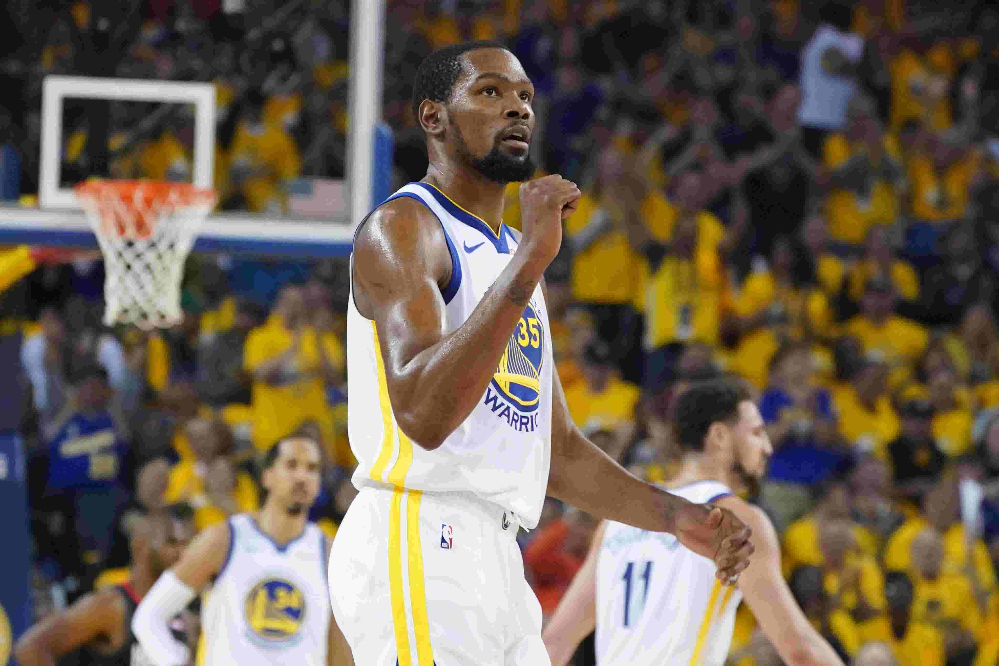 a51d975fd9e NBA playoffs  Warriors  win over Rockets renews debate over fouls