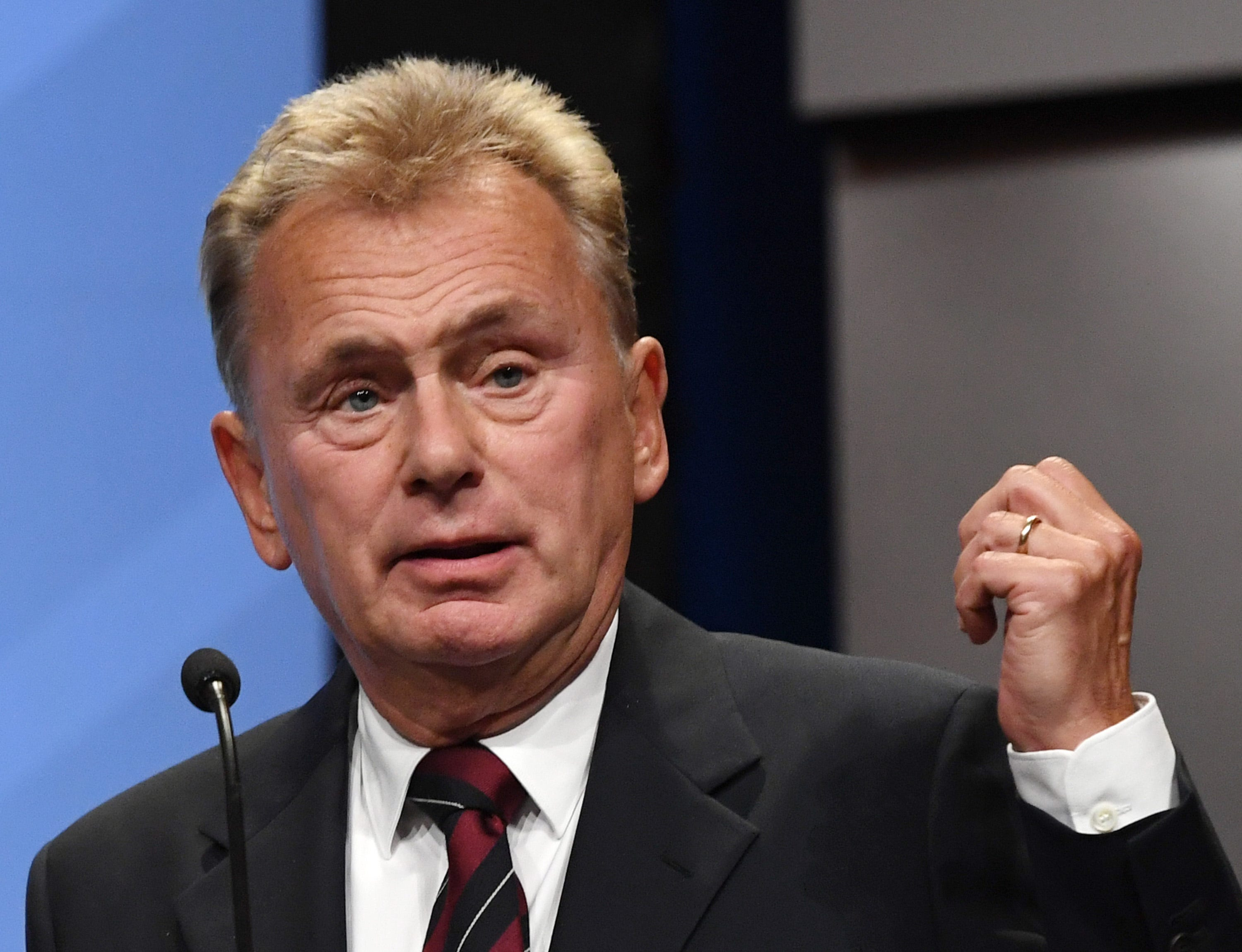Pat Sajak s daughter makes a special  Wheel of Fortune  appearance in her dad s absence