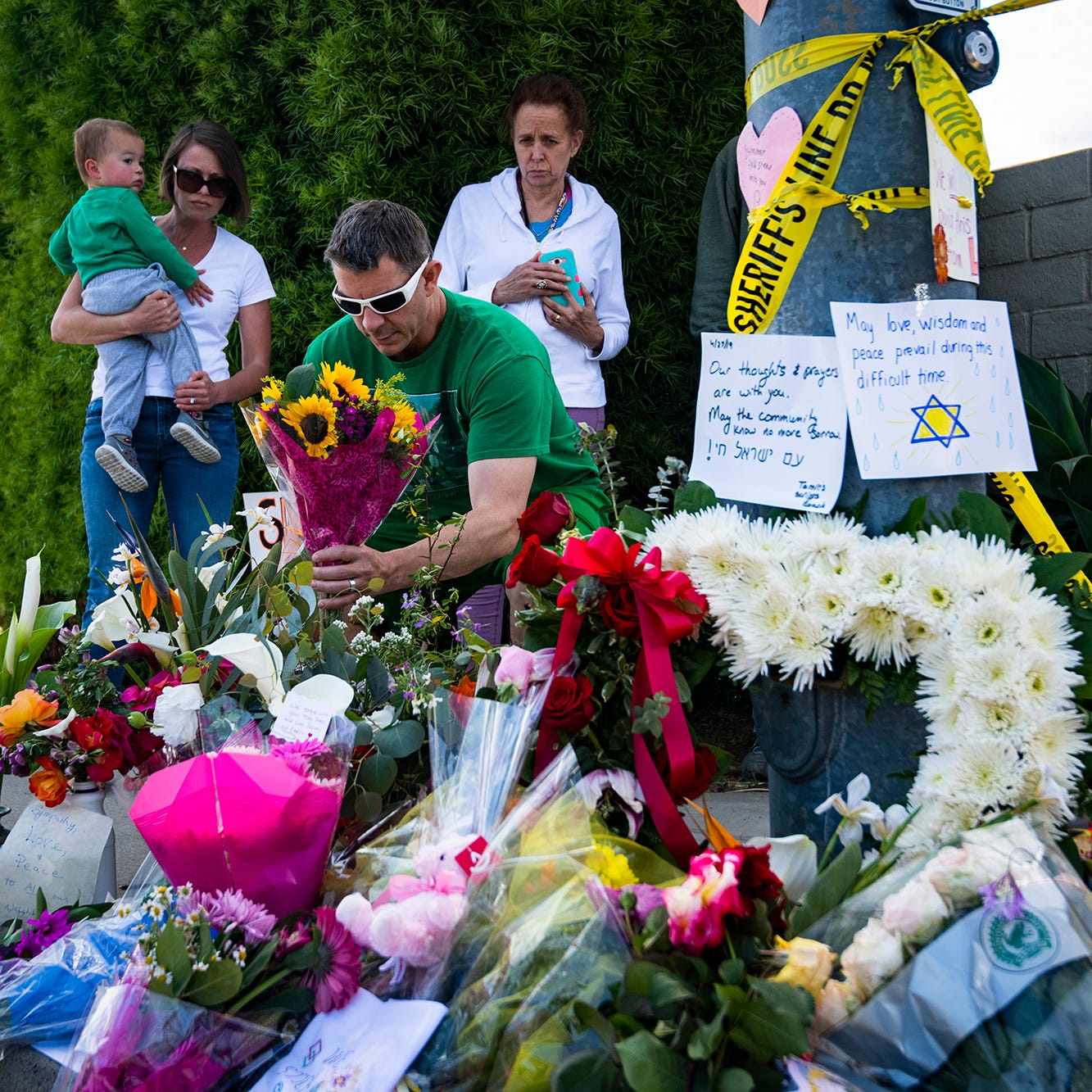One Jewish, one Christian: How the California synagogue shooting tore apart two congregations