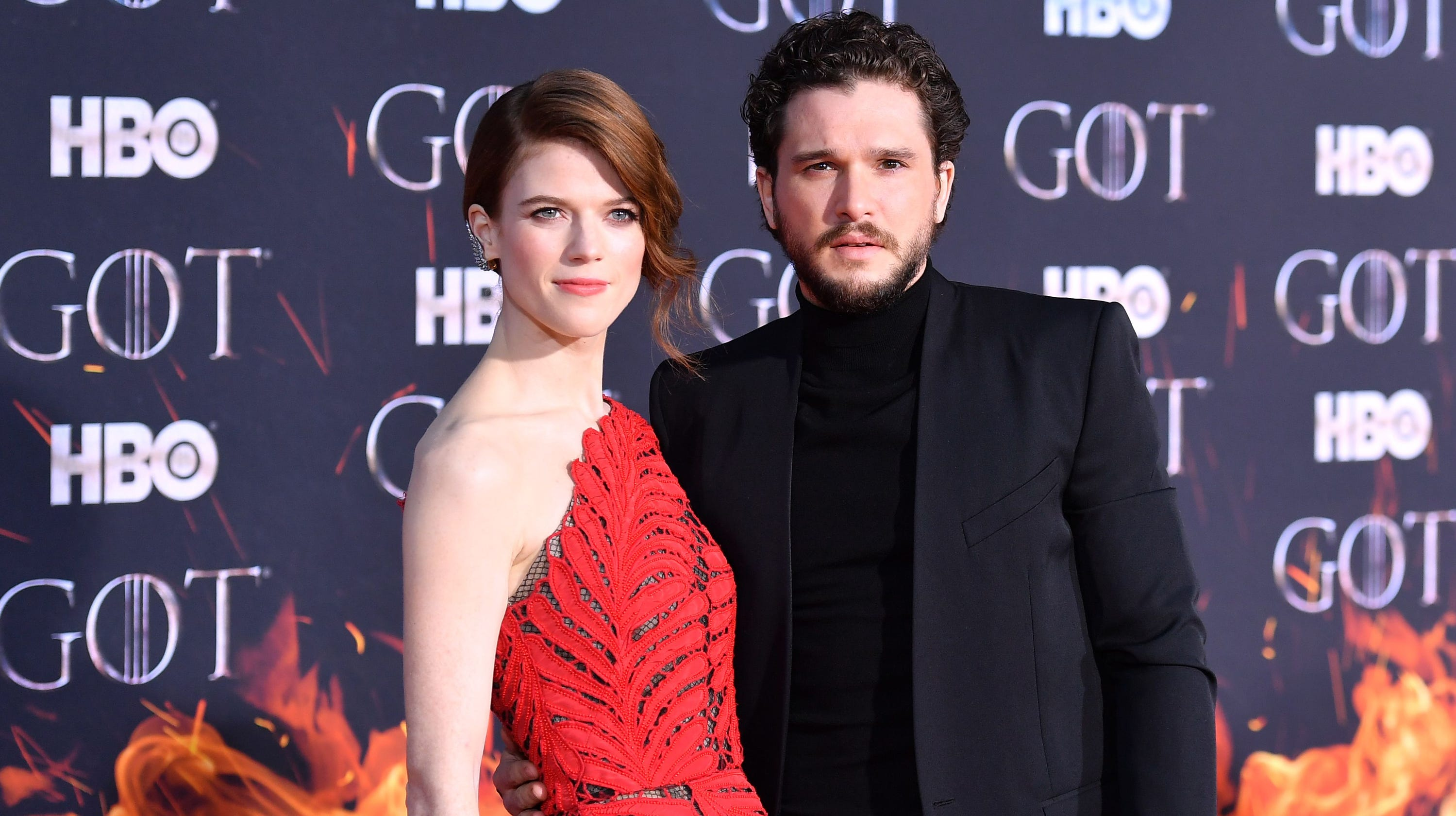 Kit Harington's fave 'Game of Thrones' scene is when Rose