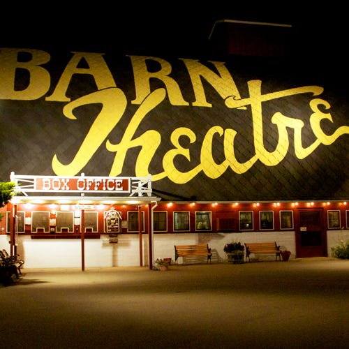 Barn Theatre announces summer lineup for 73rd season