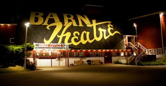 Courtesy photo The Barn Theatre in Augusta, Michigan.