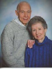 Joe Puhusky's wife, Dolores, died in 2007.
