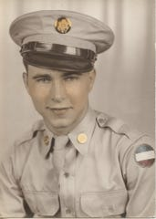 Joe Puhusky enlisted in the U.S. Army when he was 17.