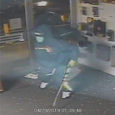 Investigators seek tips on Gorst gun store burglary