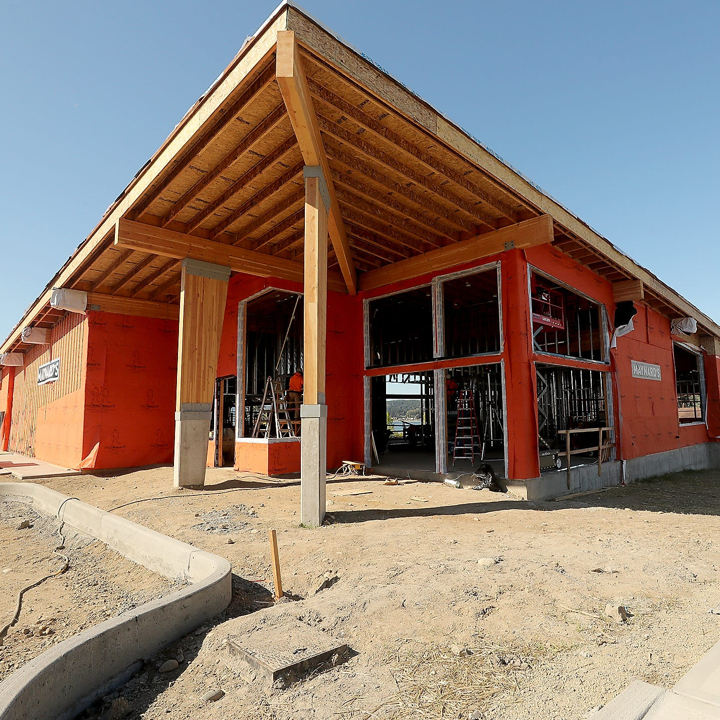 Maynard's will bring restaurant, market to Silverdale's Bucklin Hill Road