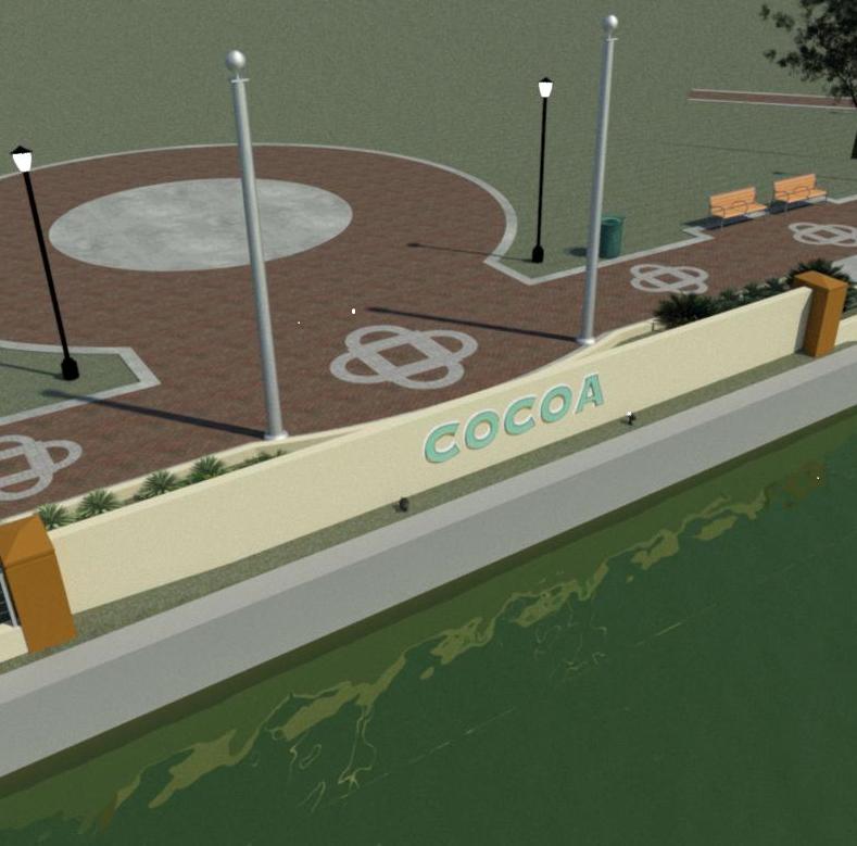 Riverfront Park promenade rebuild planned in Cocoa Village, fixing Hurricane Irma damages