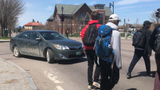 Main Street and University Heights needs serious safety upgrades, UVM students found. Produced April 29, 2019.