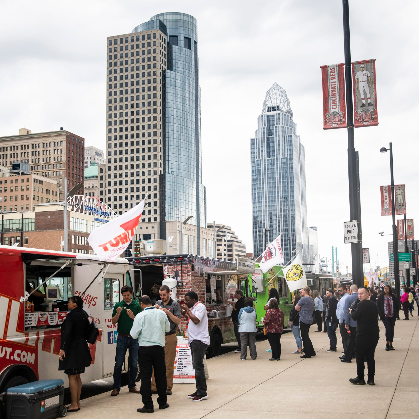 From Cambodian tacos to food truck brownies: Best of Taste of Cincinnati winners announced