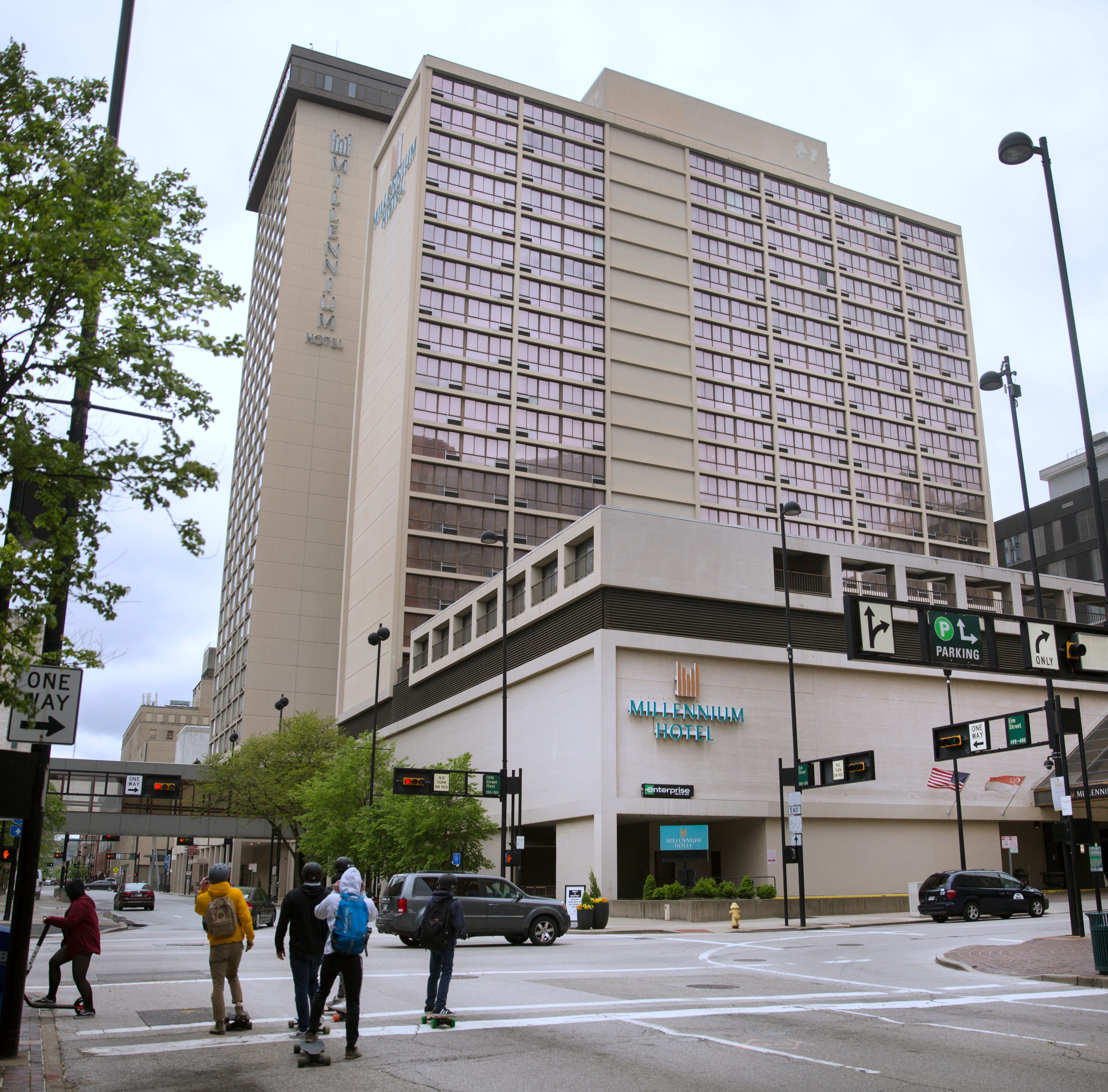 Millennium Hotel a victim of 'aggression,' accuses city of Cincinnati of smear campaign