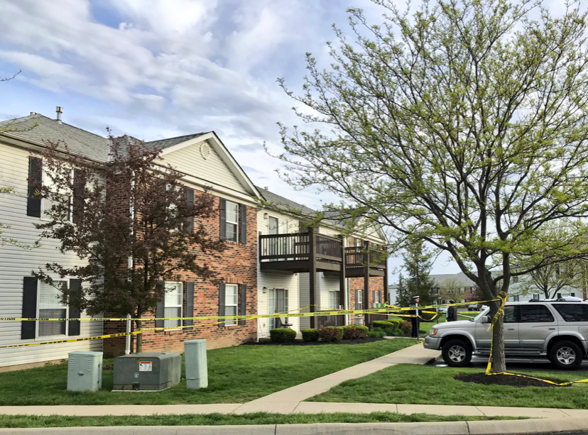 4 people were found dead in a West Chester Township apartment Sunday night after a man called 911 to say his wife and family were on the floor bleeding.
