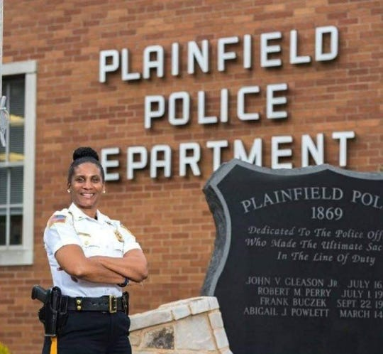 Retired Police Lt. Lisa Burgess has been appointed as Plainfield Police Director following the resignation of Director Carl Riley.