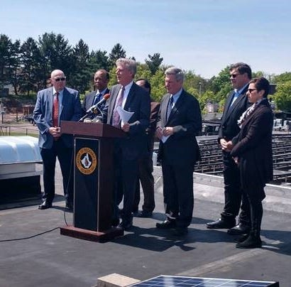 Pallone, Piscataway officials stress need to combat climate change in NJ