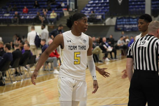 Team Thad 2020 shooting guard Matthew Murrell is a consensus four-star prospect.