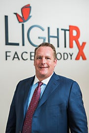 Rich Morgan is founder and president of LightRX