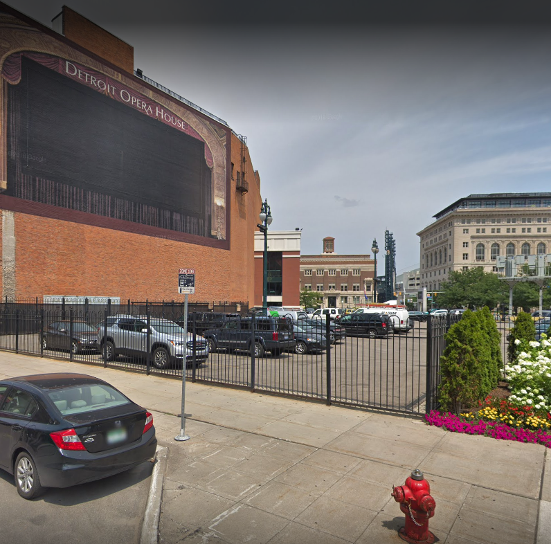 New tower could go up in vacant lot near Detroit Opera House