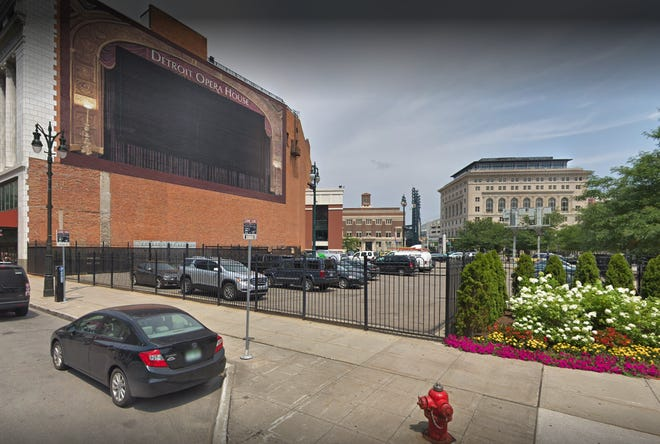 MOT calls the site one of the premier vacant parcels in downtown Detroit.