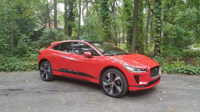 Jaguar I-Pace sales – the first direct Tesla-fighter from a European lux-maker – have been disappointing. Aimed at the Tesla Model S/X, its costs about $86,000.